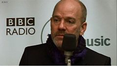 Michael Stipe talks about R.E.M's Collapse Into Now album