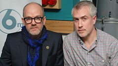 R.E.M's Michael Stipe on his musical upbringing