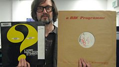 Jarvis Cocker visits the BBC vinyl archives
