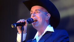 Neil Tennant on glamour