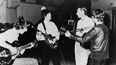 Sir George Martin on the Beatles