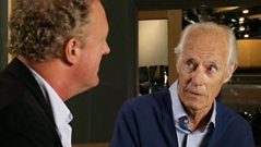 Sir George Martin on recording The Beatles backwards