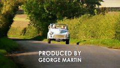 Sir George Martin on meeting wife Lady Judy Martin