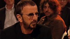 Ringo Starr chats with Jools Holland