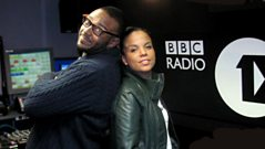 Ms Dynamite reveals her musical inspirations