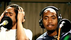 Nas and Damian Marley discuss Bob Marley's influence