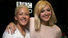 Ellie Goulding joins Fearne in the studio
