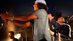 Dj Vimto and Jah Digga perform Crepes at BBC Radio 1's Big Weekend