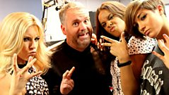 The Saturdays talk to Chris Moyles