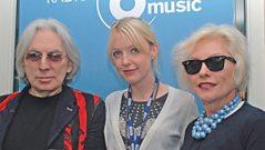 Blondie talk to Lauren Laverne about their new album