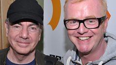 Neil Diamond surprises Chris Evans on the Radio 2 Breakfast Show