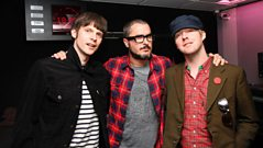 "Kaiser Chiefs talk about their Hottest Record ""Little Shocks"""