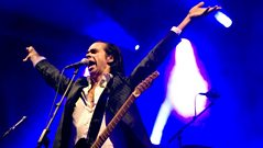 Nick Cave - Interview with Mark Radcliffe