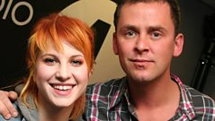 Hayley Williams from Paramore talks to Scott
