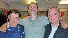 Bernard Sumner and Stephen Morris - Interview with Mark Radcliffe