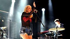 Ellie Goulding highlights from Radio 1's Big Weekend