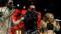 BBC Radio 1's Big Weekend - Black Eyed Peas highlights