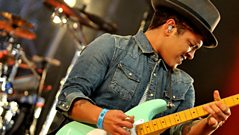 BBC Radio 1's Big Weekend - Bruno Mars highlights