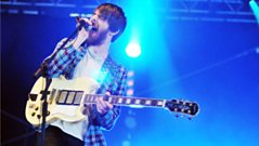 Pulled Apart By Horses highlights from Radio 1's Big Weekend
