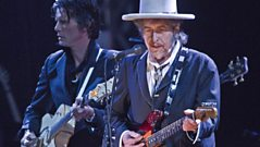 Bob Dylan's London gig divides opinions