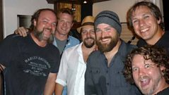 The Zac Brown Band talk to country star Jace Everett