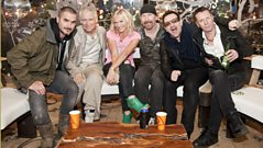 U2 's post Glastonbury performance interview
