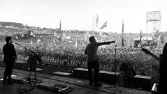 Elbow - Glastonbury Interview