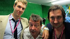 The Walkmen - Glastonbury interview