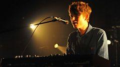 James Blake - Interview, Glastonbury 2011