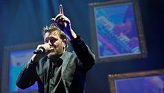 Elbow - Interview, Glastonbury 2011