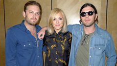 Kings Of Leon meet Fearne