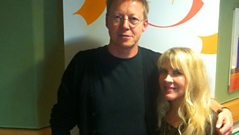 Stevie Nicks talks to Simon Mayo