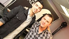 Scott Mills - Wednesday - Joe Jonas