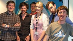 Dutch Uncles - Interview with Lauren Laverne
