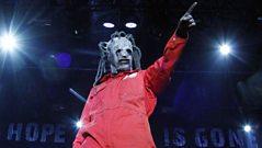 Corey from Slipknot talks Sonisphere