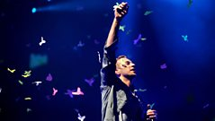 Coldplay live at Glastonbury 2011