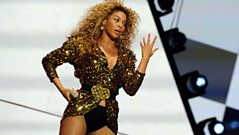 Beyonce live at Glastonbury 2011
