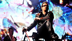 U2 live at Glastonbury 2011