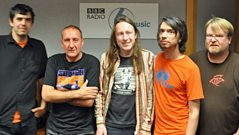 Part Chimp - Interview with Marc Riley
