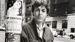 Paul McCartney on Desert Island Discs in 1982