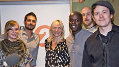 Submotion Orchestra - Interview with Jo Whiley and Trevor Nelson