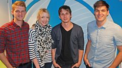 Foster the People - Interview with Lauren Laverne
