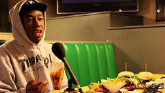 Tyler At Lunch With Semtex