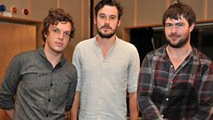 Friendly Fires In The Live Lounge