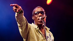 Kool and the Gang live at Glastonbury 2011