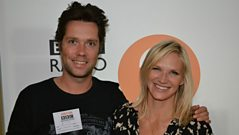 Rufus Wainwright chats to Jo Whiley