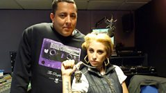 Kreayshawn - Interview with Semtex