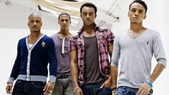 JLS just miss out on Number 1