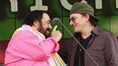 Pavarotti and Friends- Miss Sarejevo