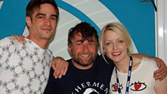 King Creosote & Jon Hopkins - Interview with Lauren Laverne